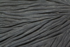 Texture Of Black Wood Royalty Free Stock Photos