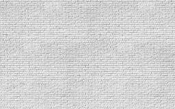 Texture blanche de brique Photos libres de droits