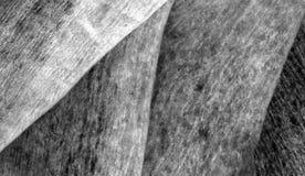 Texture blanche de fibre Images stock