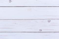 Texture blanche de fond de planche en bois et de conseil avec l'espace image stock