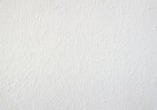 Texture blanche de mur Photo stock