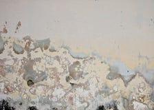 Texture blanche de mur de trottoir Image libre de droits