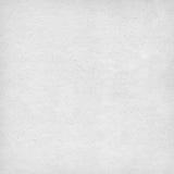 Texture blanche de papier de toile Image libre de droits