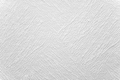 Texture blanche de papier peint d'allégement Image libre de droits