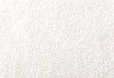 Texture blanche de serviette de coton Photos stock