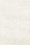 Texture blanche de toile Image libre de droits