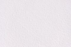 Texture blanche extérieure de neige Images libres de droits