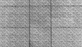 Texture blanche gris-clair de haute résolution de mur de briques Images stock