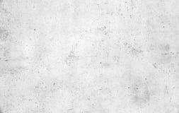 Texture blanche vide de mur en béton images stock