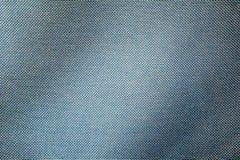 Texture bleu-foncé de tissu Image libre de droits