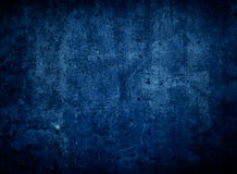 Texture bleu-foncé de fond Image libre de droits