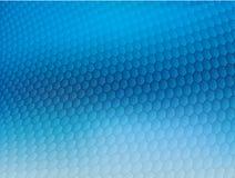 Texture bleue abstraite de fond Photos stock
