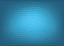 Texture bleue abstraite de fond Images stock