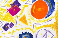 Texture bleue abstraite Peut être employé comme beau fond pour la conception créative des affiches, cartes, invitations, papiers  illustration libre de droits