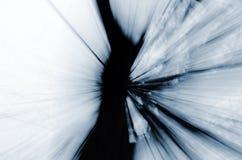 Texture bleue d'arbre Image libre de droits