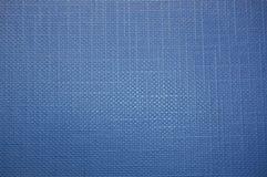 Texture bleue de dépliant Photos libres de droits