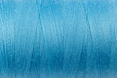 Texture bleue de fil photos libres de droits