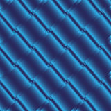 Texture bleue de fond en métal d'aluminium Photo stock