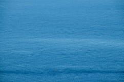 Texture bleue de l'eau Images stock