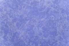 Texture bleue de marbre Photo libre de droits