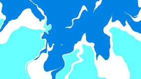 Texture bleue de marbre de résumé, plan rapproché de la texture d'aquarelle, fond de modèle de couleur image stock