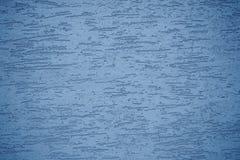 Texture bleue de mur, fond à nervures photos libres de droits
