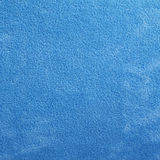 Texture bleue de tapis Photos libres de droits