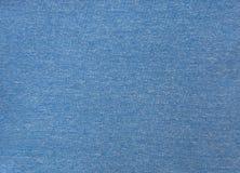 Texture bleue de tissu. Photographie stock