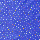 Texture bleue de tissu Photo libre de droits