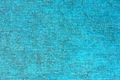 Texture bleue de toile image libre de droits