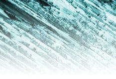 Texture bleue et blanche froide de fond Images libres de droits