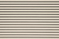 Texture blinds of beige color Stock Images