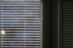 texture blinds office Royalty Free Stock Image