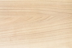 Texture blonde en bois Photographie stock libre de droits