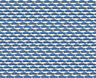 Texture from blue automobiles Stock Images