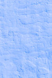 texture of blue cement wall Stock Images