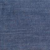 Texture of blue denim fabric Royalty Free Stock Photo