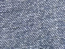 Texture of blue fabric Royalty Free Stock Photos