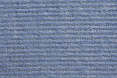 Texture of Blue fabric  background Royalty Free Stock Photography