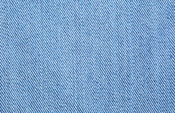 Texture of blue jean denim Royalty Free Stock Image