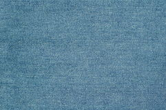 Texture of blue jeans. Surface Royalty Free Stock Image