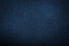 Texture of blue jeans. Stock Photography