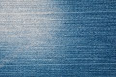 Texture  blue jeans Royalty Free Stock Images