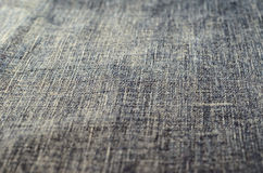 Texture of a blue jeans.  Fabric background Stock Photos