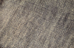 Texture of a blue jeans.  Fabric background Royalty Free Stock Photography