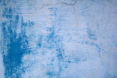 Texture from blue plaster Stock Images