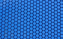 Texture – blue rubber royalty free stock image