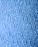 Texture of blue rubber mat Stock Photography