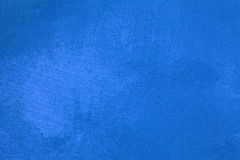 Texture of blue shabby paint stucco background Royalty Free Stock Photography