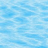Texture of blue water, Stock Photo